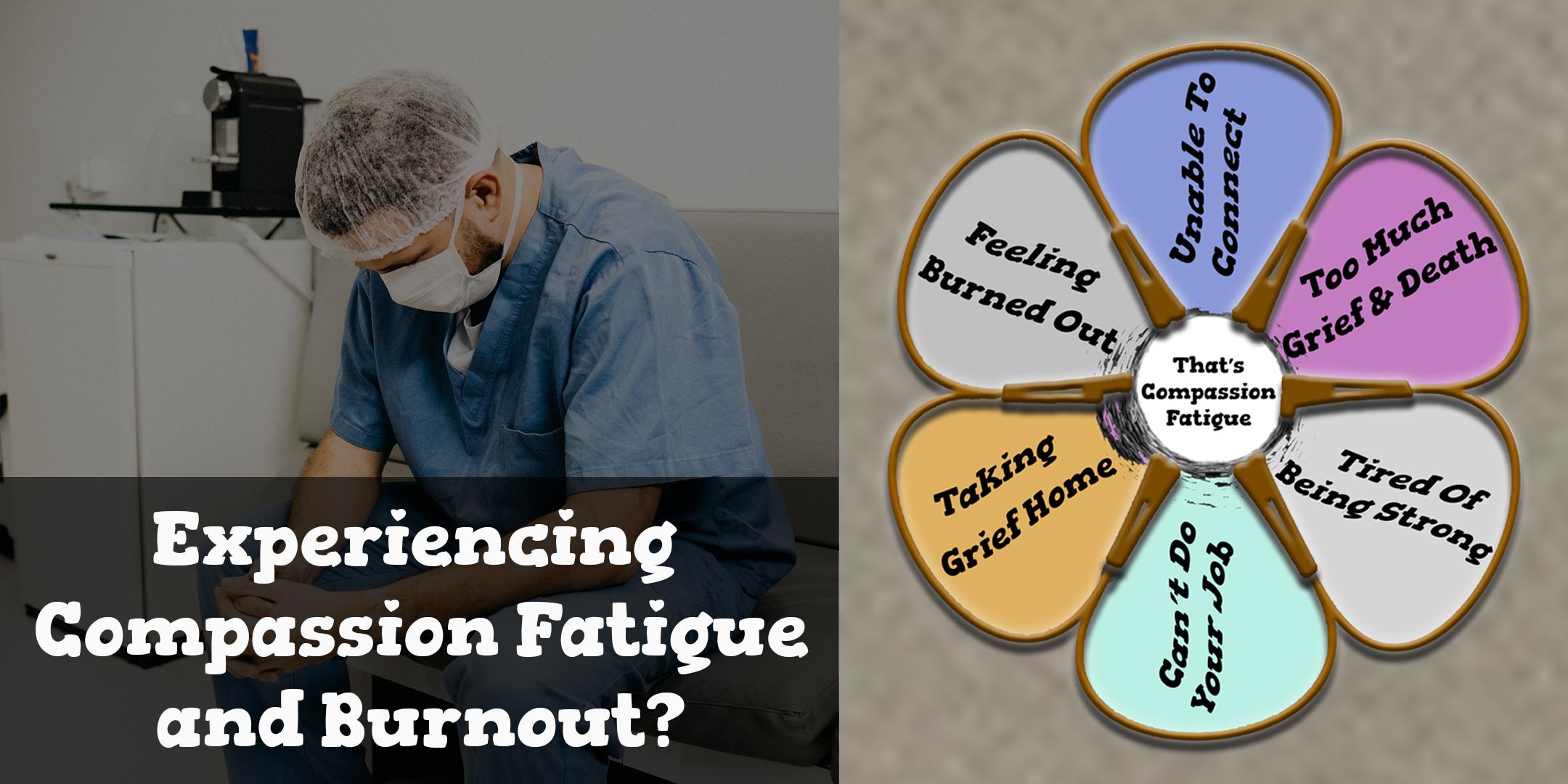 Grieving@Work - Workshop - Healthcare Compassion Fatigue